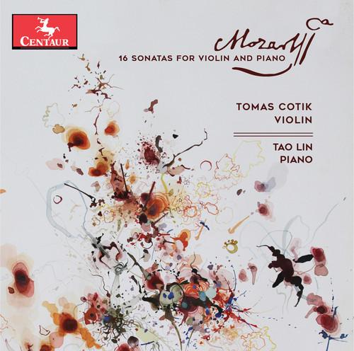 16 Sonatas for Violin & Piano