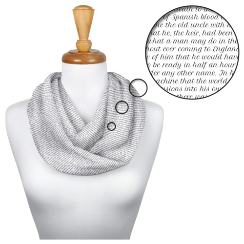 The Adventures of Sherlock Holmes: Infinity Scarf