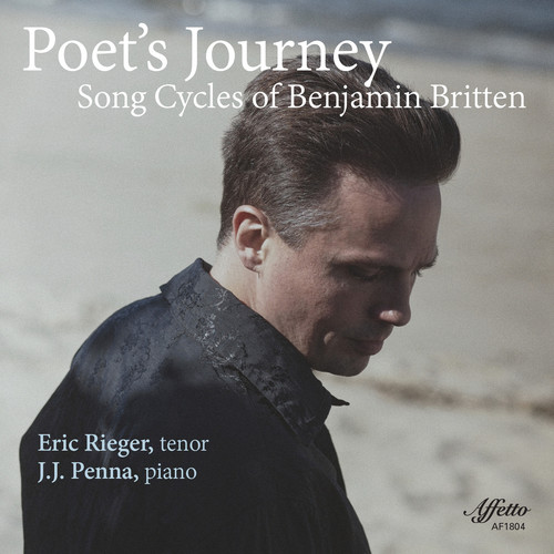 Poet's Journey /  Song Cycles of Benjamin Britten
