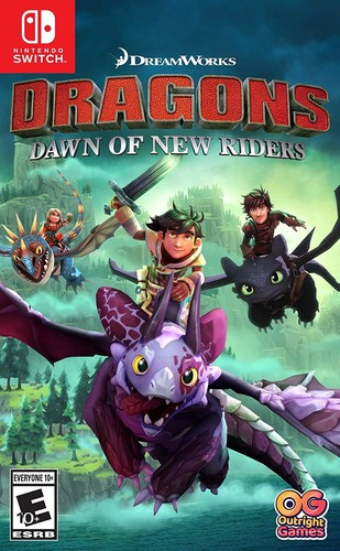 Dragons: Dawn of New Riders 2 for Nintendo Switch