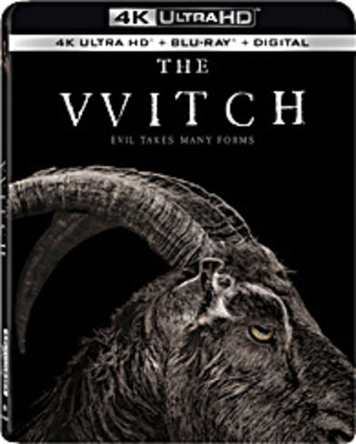 Witch [4K Ultra HD Blu-ray/Blu-ray]