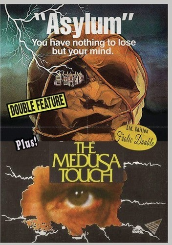 Asylum/ The Medusa Touch