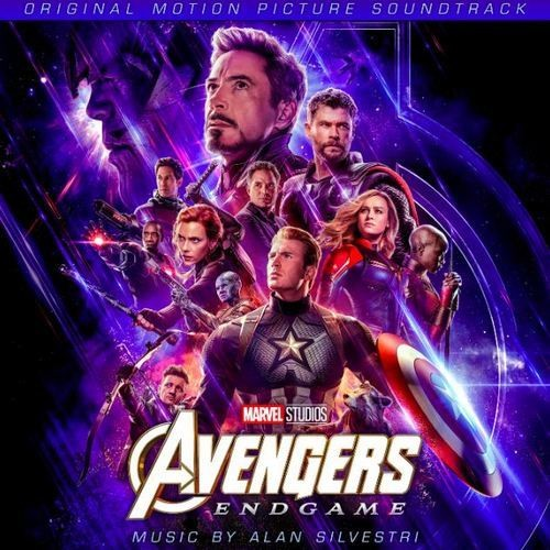Avengers: Endgame (Original Soundtrack)