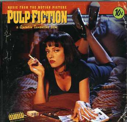 Various Artists-Pulp Fiction (Music From the Motion Picture)