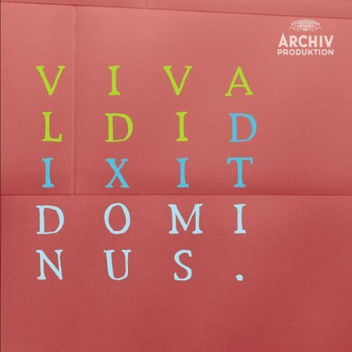Dixit Dominus /  Laetatus Sum /  Nisi Dominus