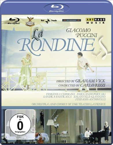 La Rondine: Live From the Teatro la Fenice Di