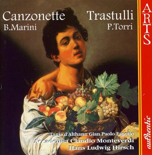 Canzonette /  Trastulli