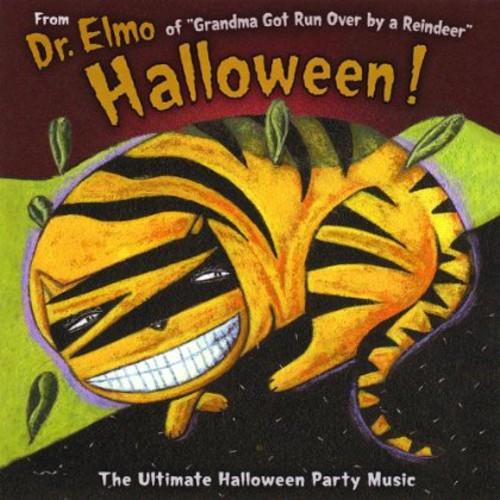 Dr. Elmo Halloween