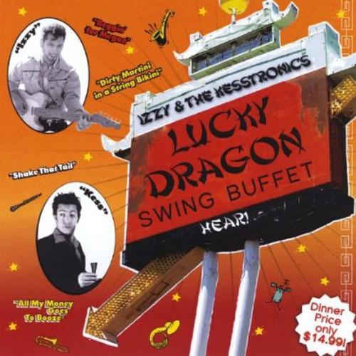 Lucky Dragon Swing Buffet Dinner.