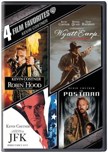4 Film Favorites: Kevin Costner Drama