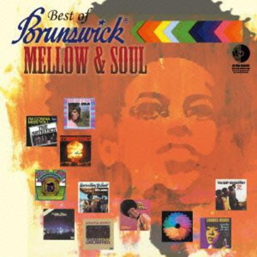 Best of Brunswick: Mellow & Soul /  Various [Import]
