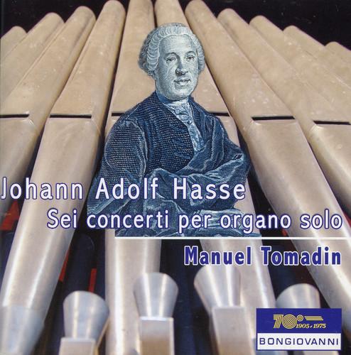 6 Concerti Per Organo Solo