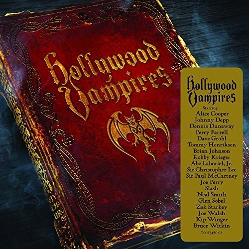Hollywood Vampires-Hollywood Vampires