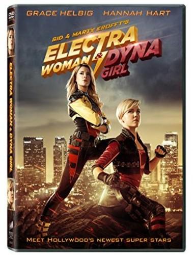 Electra Woman & Dyna Girl