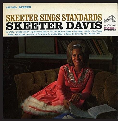Skeeter Sings Standards