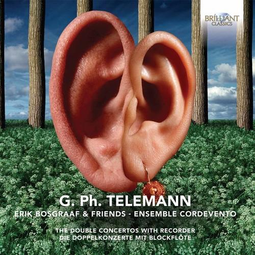 Telemann: Erik Bosgraaf & Friends
