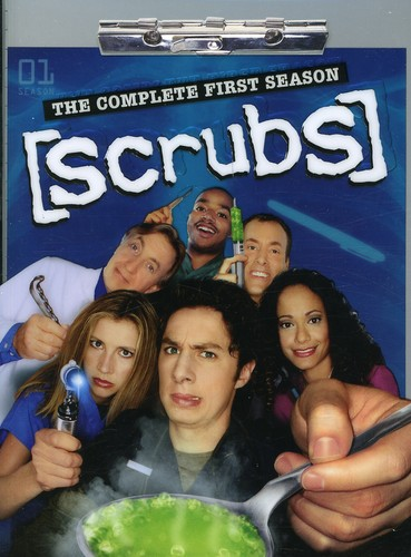 Scrubs: The Complete First Season