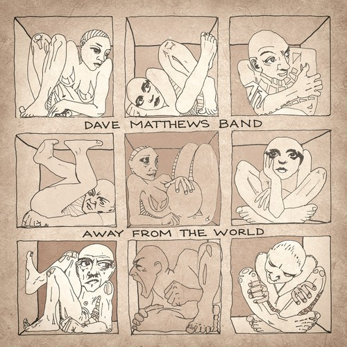 Dave Matthews-Away from the World