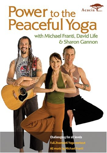Power to the Peaceful Yoga