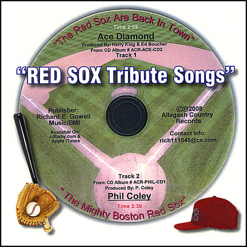 Red Sox Tribute Songs! (Double-Header)