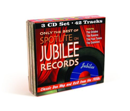 Only the Best of Spotlite on Jubilee Records