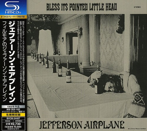 Bless It Pointed Little Head [Import]