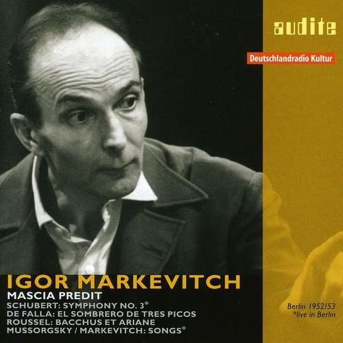 Igor Markevitch 1