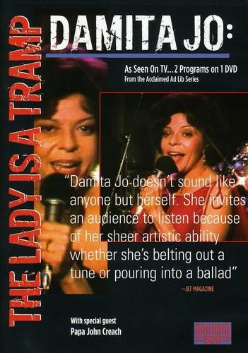Damita Jo: The Lady Is a Tramp