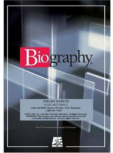Biography - Imelda Marcos: Steel Butterfly