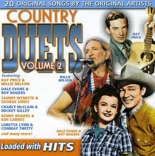 Country Duets 2 /  Various