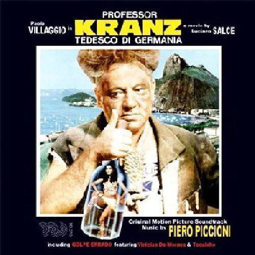 Professor Kranz Tedesco (Original Soundtrack) [Import]