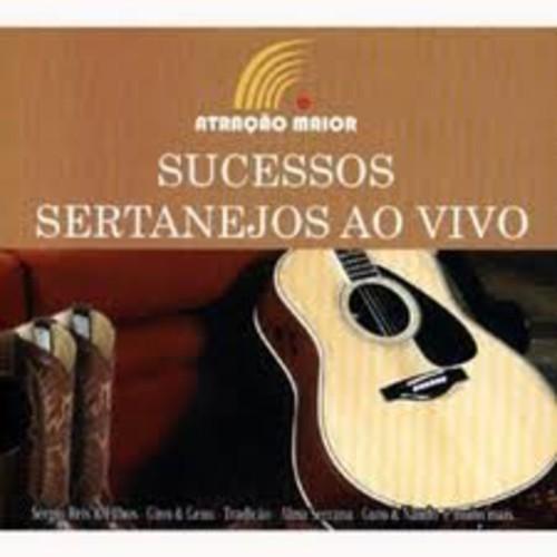 Sucessos Sertanejos Ao Vivo /  Various [Import]