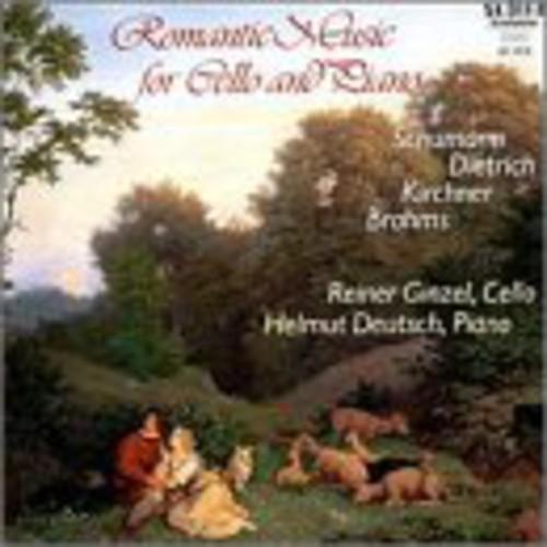 Romantic Music for Cello & Piano