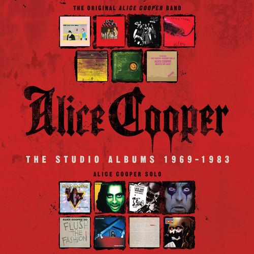 The Studio Albums 1969-1983 , Alice Cooper
