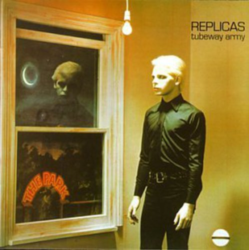 Replicas (reissue + 6 Bonus Tracks)