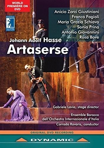 Johann Adolf Hasse: Artaserse