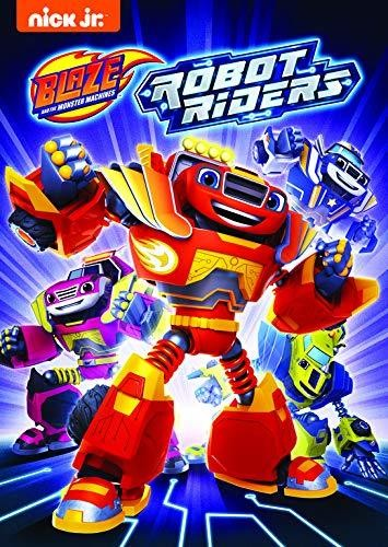 Blaze And The Monster Machines: Robot Riders