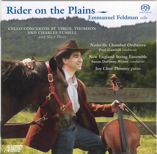 Rider on the Plains