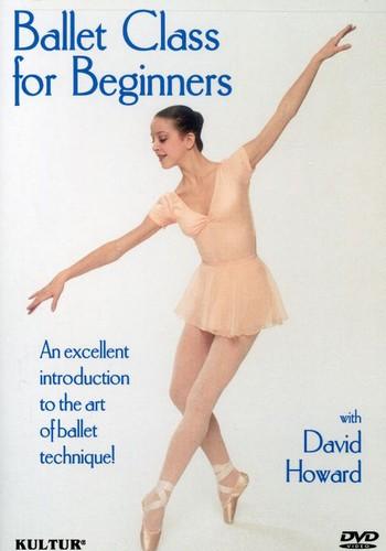 Ballet Class for Beginners