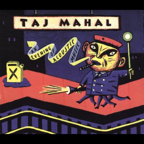 Taj Mahal-Evening of Acoustic Music