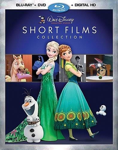 Walt Disney Animation Studios Short Films Collection [Blu-ray/DVD]