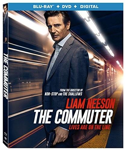 Commuter [Blu-ray/DVD]