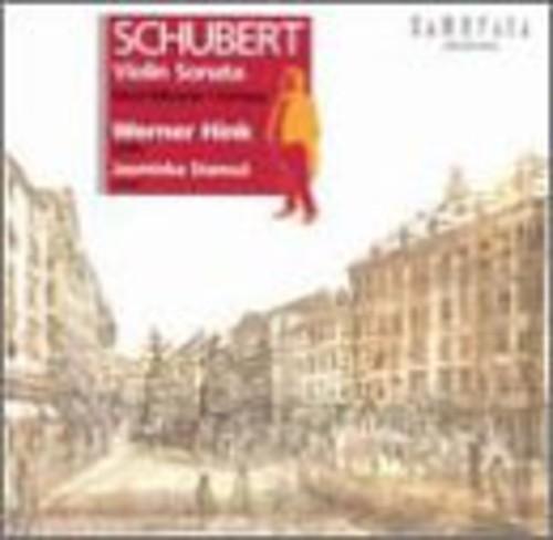 Violin Sonata /  Rondo Brillant /  Fantasy