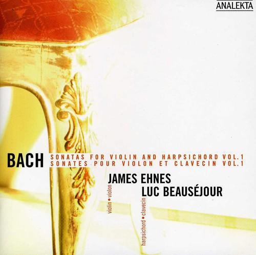 Sonatas for Violin & Harpsichord 1