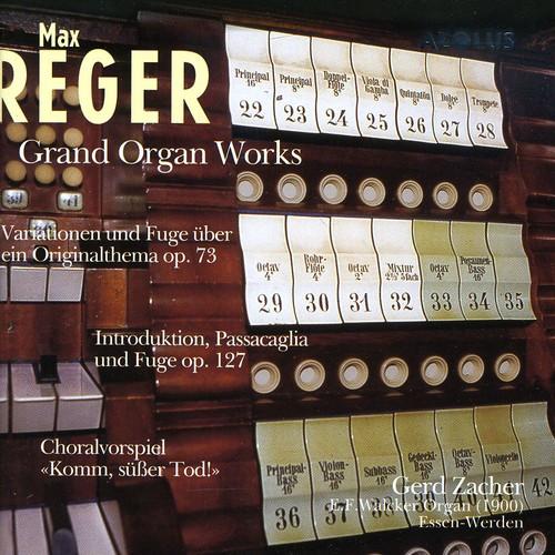 Grand Organ Works