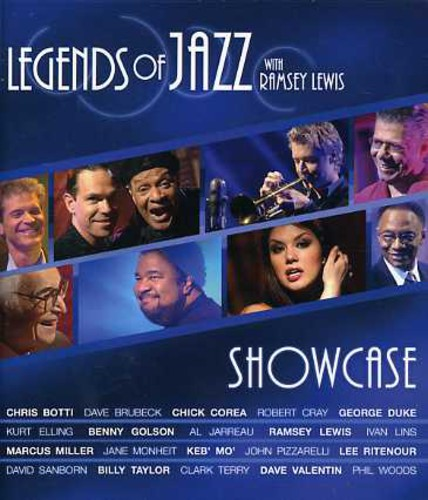 Legends of Jazz: Showcase