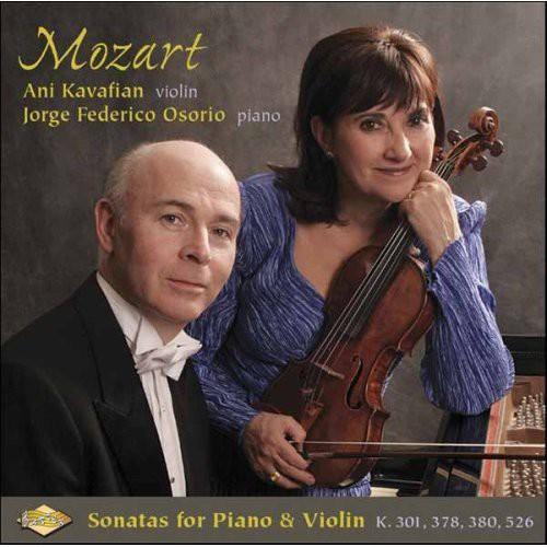 Mozart Sonatas for Piano & Violin