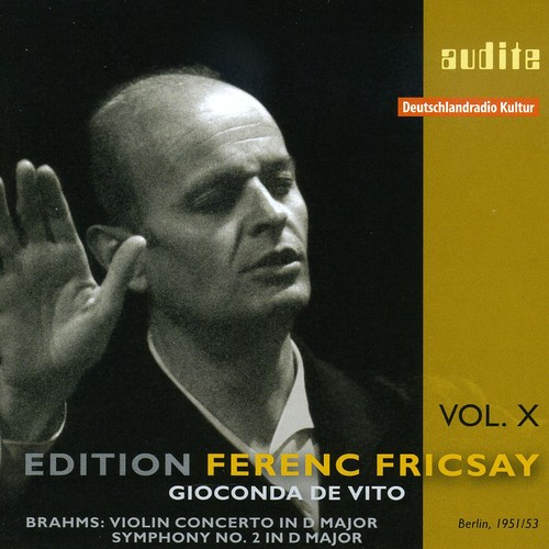 Edition Ferenc Fricsay 10