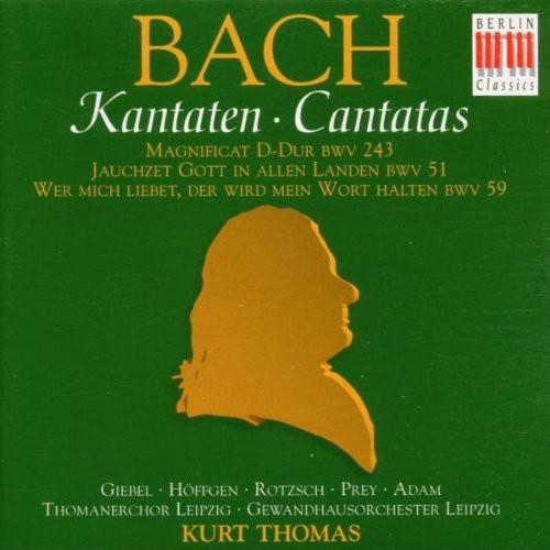 Magnificat /  Cantatas