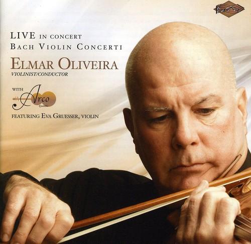 Violin Concerti of J.S. Bach